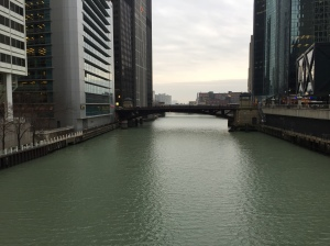View from the Bridge downtown