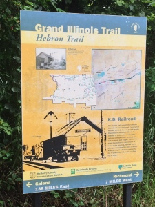 Hebron Trail Map